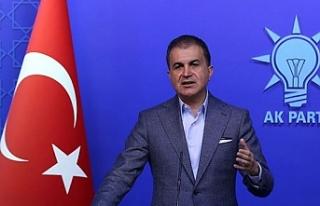 """AK Parti Sözcüsü Çelik: """"YSK'ya telkin,..."""