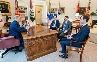 """Albayrak: """"Türkiye-ABD ekonomik ilişkileri..."""
