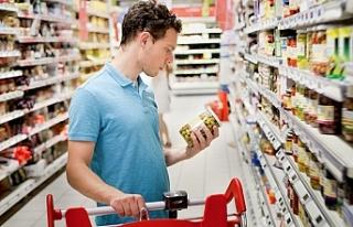 'Ambalajlı gıdalarda tuz ve şeker miktarı...
