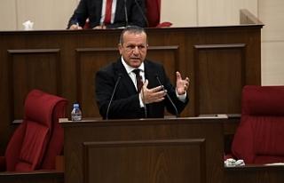 """Ataoğlu: """"Çevre ile ilgili cezaları yükseltmek..."""