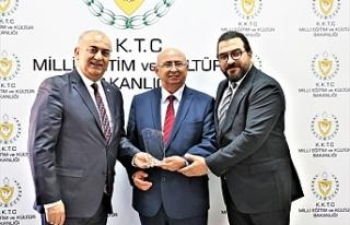Bakan Özyiğit, TÜMBİFED ve RİBİAD Heyetlerini...