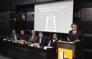 """Başbakan Erhürman: """"Başkanlık sistemini tartışmaya..."""