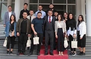 Başbakan Erhürman, Kıbrıs Türk Gençlik Birliği...