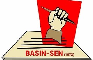 Basın Emekçileri Sendikası, Türk Ajansı Kıbrıs'taki...