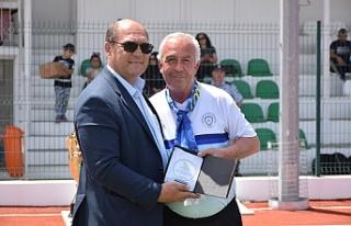 Batmazoğlu turnuvasında şampiyon Türkiye şöhretleri