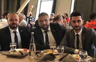 Beşiktaş JK Dernekler Toplantısına katılım