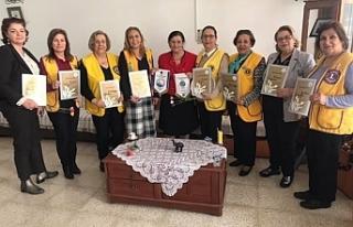 Bülent Ecevit Rehabilitasyon Merkezi'ne bağış