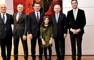 """CHP Genel Başkanı Kılıçdaroğlu: """"İstanbul..."""