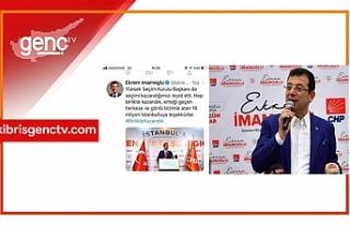 CHP'li aday Twitter hesabını güncelledi: 'İBB...