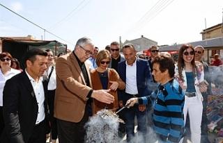 Cumhurbaşkanı Akıncı, 7. Akdeniz Ayrelli Festivali'ne...