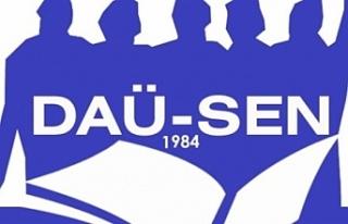 DAÜ-SEN'den taciz iddiasıyla tutuklanan profesör...