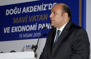 """""""Doğu Akdeniz'de Mavi Vatan ve Mavi Ekonomi''..."""