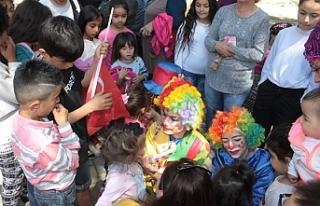 DP,Lefkoşa İlçe Kadın Örgütü çocuk festivali...