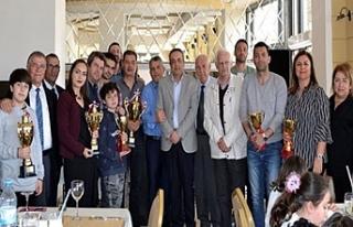Eğitim Temalı 2019 Girne Satranç Turnuvası ödül...