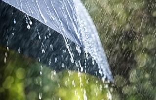En çok yağış metrekareye 16 kg ile Vadili'ye...
