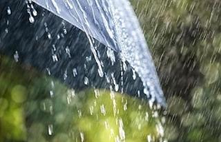 En fazla yağmur metrekareye 36 kg ile Gazimağusa'da...
