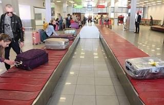 Ercan Havalimanı yılın ilk çeyreğinde 5 bin 777...
