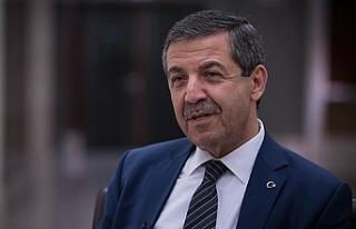 """Ertuğruloğlu, """"Kıbrıs milleti"""" kavramının..."""