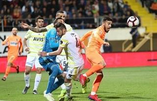 Fenerbahçe, yine yara aldı