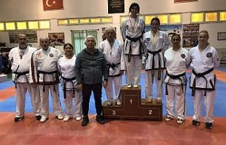 Ferdi Hyong Pumse Kata şampiyonası yapıldı