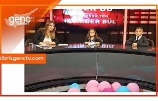 Genç Tv'nin 23 Nisan'da minik sunucuları...