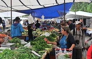 Girne Pazarı 1 Mayıs'ta kurulmayacak