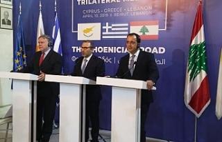 Güney Kıbrıs yıl sonunda üçlü zirvenin ilk...