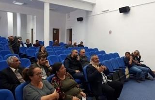 """""""Hayvan Hastalıkları Eradikasyon Projesi"""" bilgilendirme..."""