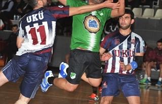 Hentbol Kupası'nda UKÜ-GG finali