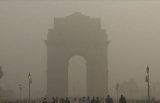 Hindistan'da hava kirliliği 1,2 milyon kişinin...