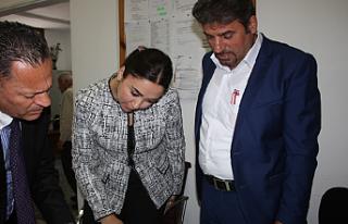 İçişleri Bakanı Baybars, E-Kimlik çerçevesinde...
