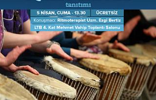 """İnteraktif Müzik Ritim Terapi ve Ritmorkestra""..."