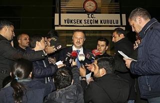 İstanbul'da 51 sandığın tekrar sayılmasına...