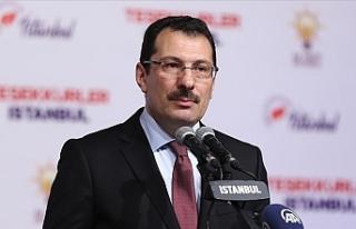 """""""İstanbul'da AK Parti lehine düzeltilen..."""