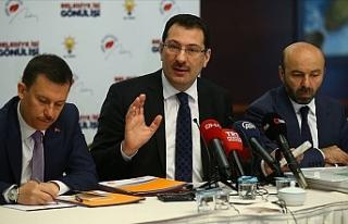 """""""İstanbul'daki seçimde kayıt dışı..."""