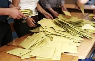 İstanbul Maltepe'de yeniden oy sayımı sona erdi