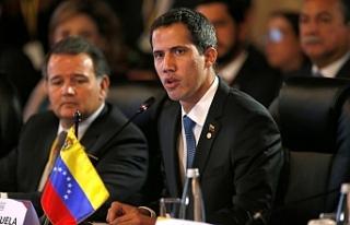 Juan Guaido, hükümetle diyalog kurmayacaklarını...