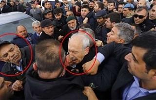 Kemal Kılıçdaroğlu'na yumruk atan saldırganın...