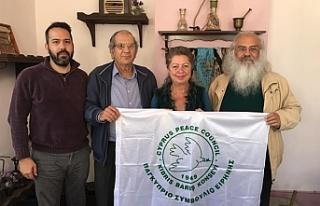 Kıbrıs Barış Konsey'inden Uludağ'a...