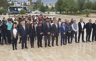 Kıbrıs Vakıflar İdaresi'nin 448. kuruluş yıl...