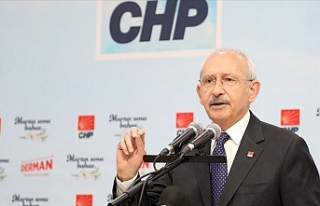 """Kılıçdaroğlu: """"Halk demokrasiden yana tavrını..."""