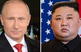 """Kim Jong-un ile Putin 25 Nisan'da bir araya..."
