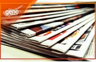 KKTC Gazetelerinin Manşetleri - 9 Nisan 2019