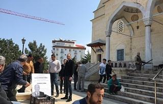 MDP, Alparslan Türkeş'i andı