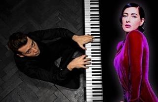 "Meltem Cumbul ve Emre Yavuz, ""George Sand ve Chopin""..."