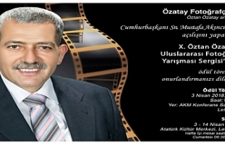 Öztan Özatay 11. Fotoğraf Yarışması Sergisi...