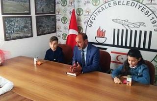 Öztaş, 23 Nisan Ulusal Egemenlik ve Çocuk Bayramı...