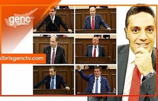 Parti Başkanları,  Er Meydanı'nda...