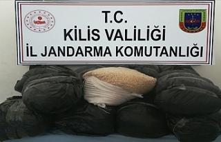 PKK'nın 1 milyon 500 bin uyuşturucu hapı ele...