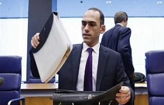 Rum Maliye Bakanı'nın istifa ettiği iddiası